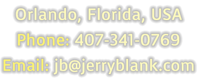 Contact Jerry Blank